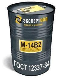 Дизельное масло М14В2