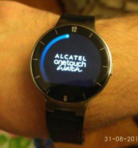 Умные часы Alcatel OneTouch Watch SM02-2AALRU5