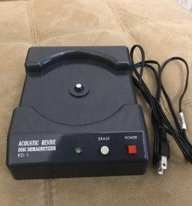 Acoustic revive RD-1 Disc Demagnetizer