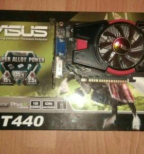 Видеокарта GeForce GT440 GDDR5 1GB