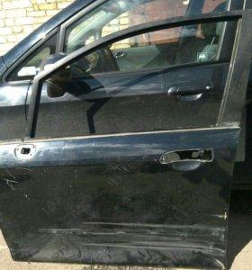 Дверь передняя левая Honda jazz