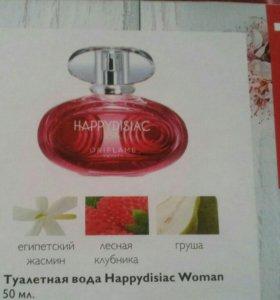 Туалетная вода Happydisiac от Орифлейм