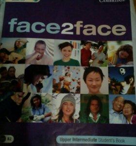 Face2face .Учебник английского языка