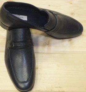Туфли кожаные Giovane Gentile 41