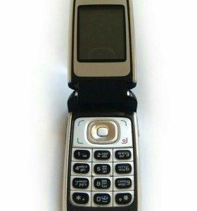 Мобильный телефон Nokia 6125