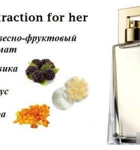 Духи женские Avon Attraction