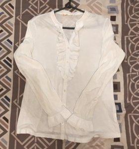 Новая блузка белая