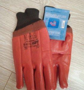 Перчатки утепленные Артика