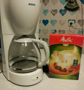 Кофеварка Bosch капельная