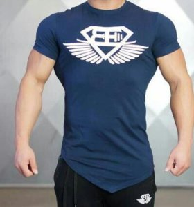 Футболка BE - Body Engineers ФИТНЕС , СПОРТ.