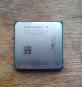 AMD Athlon II x2 245 (сокет AM3)