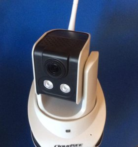 Беспроводная WiFi камера видеонаблюдения