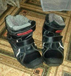 Ботинки зимние Бамбини.