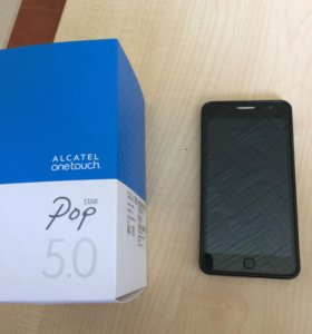 ALCATEL one touch STAR POP
