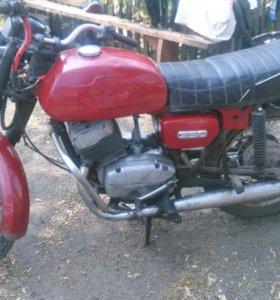 Продаю мотоцикл Чезет-350