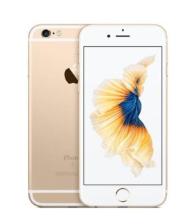 iPhone 6s 64 Gold РСТ
