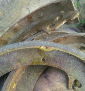 Колодки задние 08-099 новые