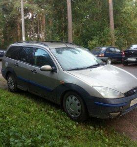 Форд фокус1 2003