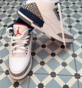 Коллекционные Nike Air Jordan 3 Retro OG