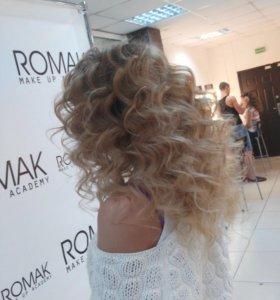 Локоны (причёска)