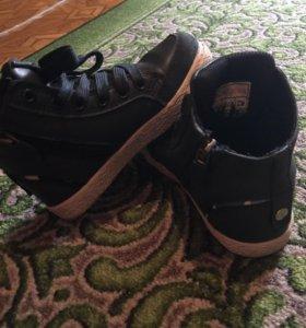 Ботинки осень 25 раз