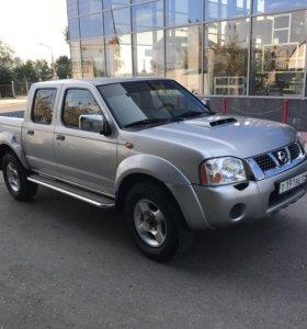 Nissan NP300, 2010 г.в., Дизель 2.5 л, 133 л.с.