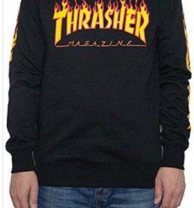 Свитшот (утеплённый) THRASHER