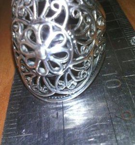 Обмен, Кольцо серебро 20,5размер