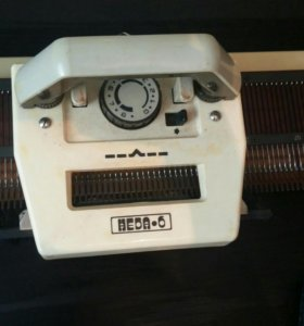 Ручная вязальная машина Нева-6