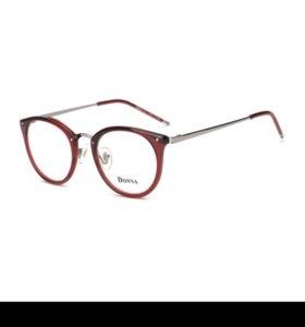 Оправа, очки новые Donna