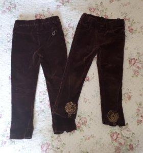 Велюровые брюки фирмы De Salitto