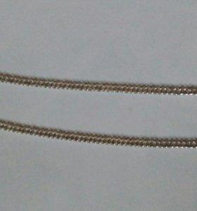 Новая.серебряная цепь