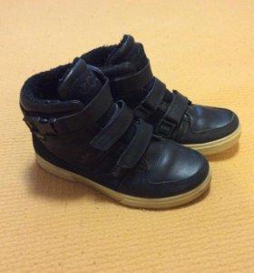 Ботинки зимние детские Ecco Экко р. 35