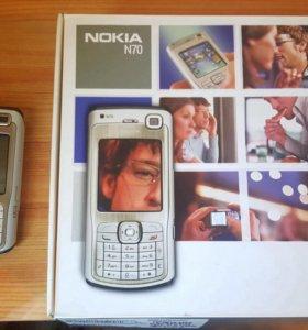 Nokia N70 оригинал made in Finland