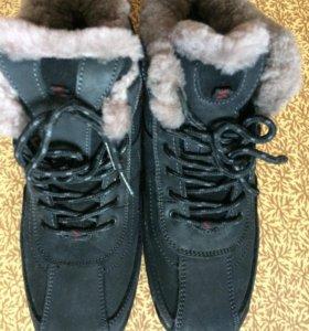 Зимние ботинки женские/мужские НОВЫЕ