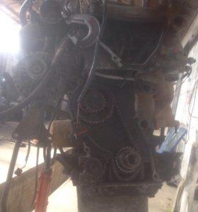 406 Двигатель инжектор со всеми навесными