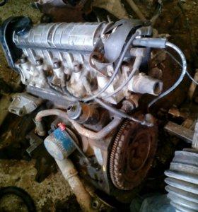Volvo 440, двигатель 1.8л, модель B18KP