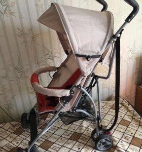 Прогулочная коляска трость baby care