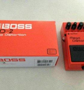 Boss mega distortion md-2