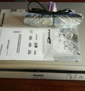 DVD рекордер, с ТВ тюнером