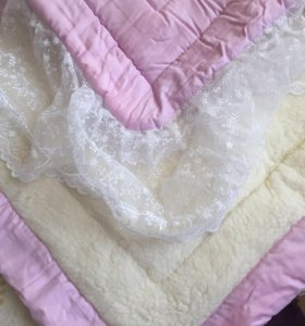 Одеяло - конверт для малыша