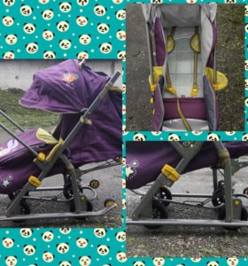 Санки - коляска .трансформер