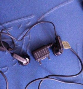 Наушники и usb кабель