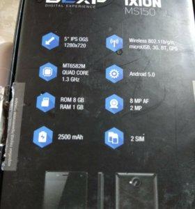 DEXP Ixion ms 150