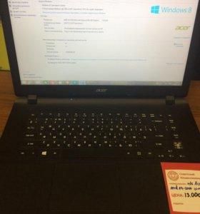 Ноутбук acer amd A4 -5000