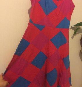 Красивое эффектиное платье