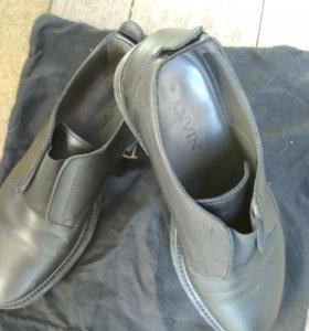 Продам ботинки мужские Итальянские (новые)