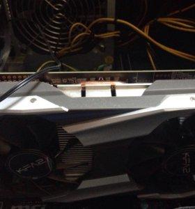 Видеокарта KFA2 GeForce GTX 1060 3gb