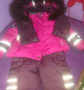 Зимний костюм nels
