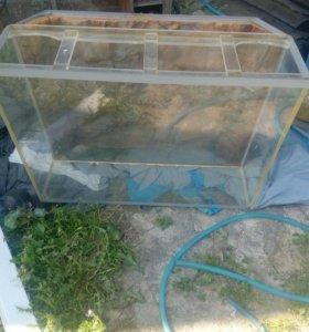 Продаю аквариум на 300литров